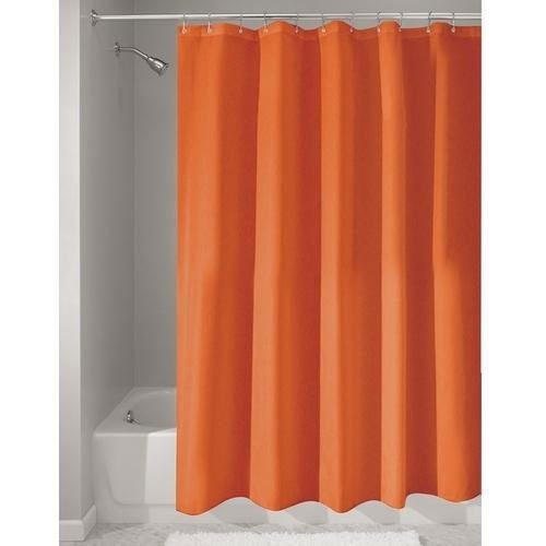 Shower Curtain - Orange