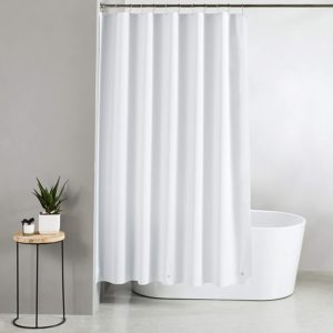 Shower Curtain - White - 3