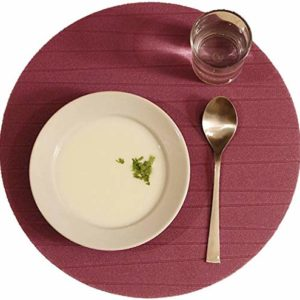 Panna Table Place Mats - Purple