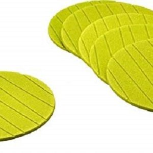Dinning Table Coasters - green