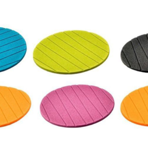 Decorative Coaster Set - Multi
